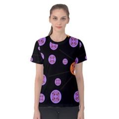 Alphabet Shirtjhjervbret (2)fvgbgnh Women s Cotton Tee