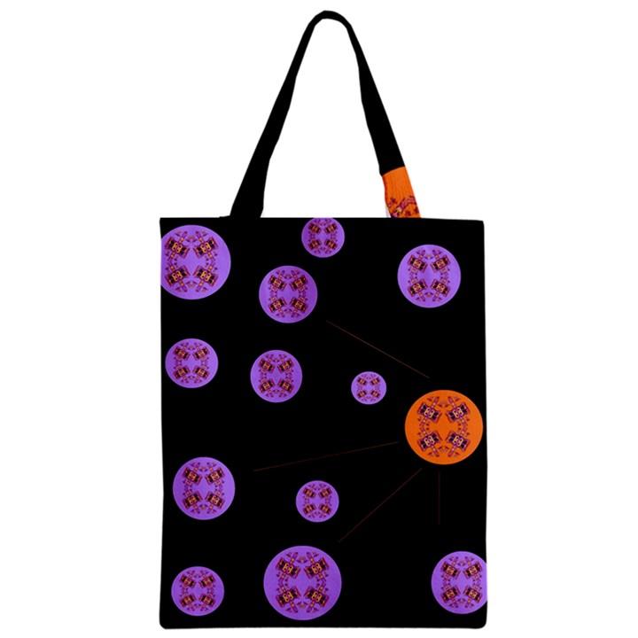 Alphabet Shirtjhjervbret (2)fvgbgnh Zipper Classic Tote Bag
