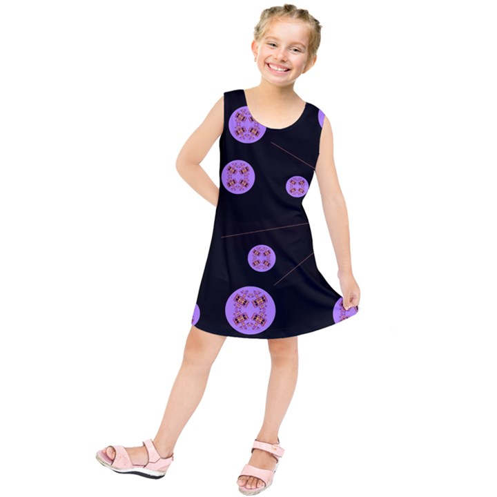Alphabet Shirtjhjervbret (2)fvgbgnh Kids  Tunic Dress