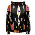 Flower F D L Women s Pullover Hoodie View1