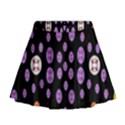 Alphabet Shirtjhjervbret (2)fvgbgnhllhn Mini Flare Skirt View1