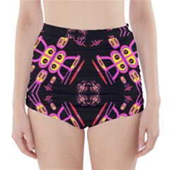 Alphabet Shirtjhjervbret (2)fv High Waisted Bikini Bottoms