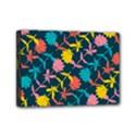 Colorful Floral Pattern Mini Canvas 7  x 5  View1