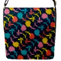 Colorful Floral Pattern Flap Covers (S)  View1