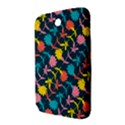 Colorful Floral Pattern Samsung Galaxy Note 8.0 N5100 Hardshell Case  View3