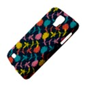Colorful Floral Pattern Galaxy S4 Active View4
