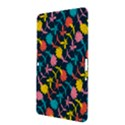 Colorful Floral Pattern Samsung Galaxy Tab 2 (10.1 ) P5100 Hardshell Case  View3