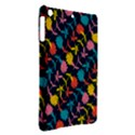 Colorful Floral Pattern iPad Air Hardshell Cases View2