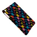Colorful Floral Pattern iPad Air Hardshell Cases View5