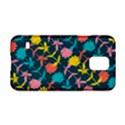 Colorful Floral Pattern Samsung Galaxy S5 Hardshell Case  View1