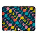 Colorful Floral Pattern Samsung Galaxy Tab 4 (10.1 ) Hardshell Case  View1