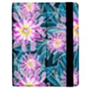 Whimsical Garden Apple iPad 3/4 Flip Case View2