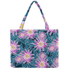Whimsical Garden Mini Tote Bag