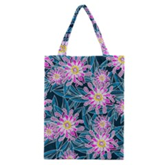 Whimsical Garden Classic Tote Bag by DanaeStudio