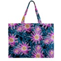 Whimsical Garden Zipper Mini Tote Bag View2