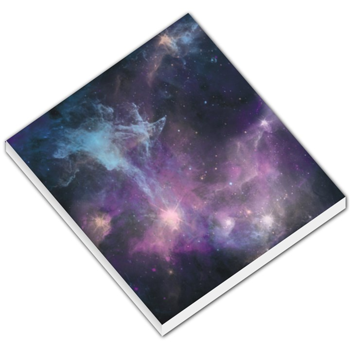 Blue Galaxy  Small Memo Pads