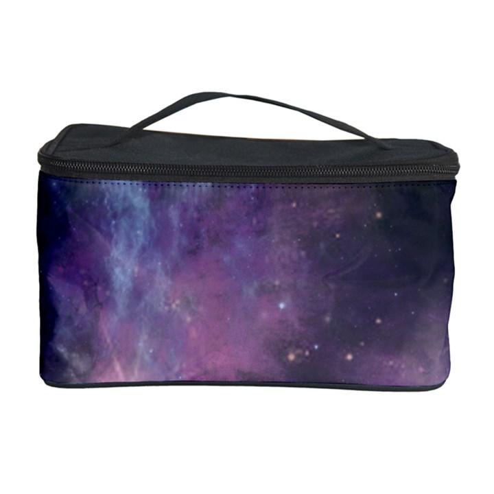 Blue Galaxy  Cosmetic Storage Case