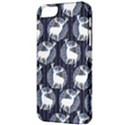 Geometric Deer Retro Pattern Apple iPhone 5 Classic Hardshell Case View3