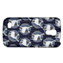 Geometric Deer Retro Pattern Galaxy S4 Mini View1