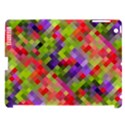 Colorful Mosaic Apple iPad 3/4 Hardshell Case (Compatible with Smart Cover) View1
