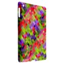 Colorful Mosaic Apple iPad 3/4 Hardshell Case (Compatible with Smart Cover) View2
