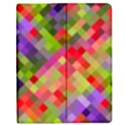 Colorful Mosaic Apple iPad 3/4 Flip Case View1