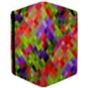Colorful Mosaic iPad Air 2 Flip View3
