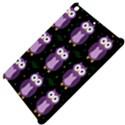 Halloween purple owls pattern Apple iPad Mini Hardshell Case View4