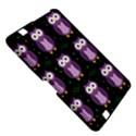 Halloween purple owls pattern Kindle Fire HD 8.9  View5