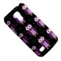 Halloween purple owls pattern Galaxy S4 Mini View5