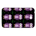 Halloween purple owls pattern Samsung Galaxy Tab 3 (7 ) P3200 Hardshell Case  View1