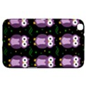 Halloween purple owls pattern Samsung Galaxy Tab 3 (8 ) T3100 Hardshell Case  View1