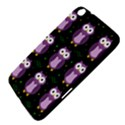 Halloween purple owls pattern Samsung Galaxy Tab 3 (8 ) T3100 Hardshell Case  View4