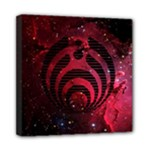 Bassnectar Galaxy Nebula Mini Canvas 8  x 8