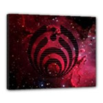 Bassnectar Galaxy Nebula Canvas 20  x 16