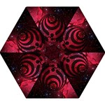 Bassnectar Galaxy Nebula Mini Folding Umbrellas