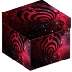 Bassnectar Galaxy Nebula Storage Stool 12