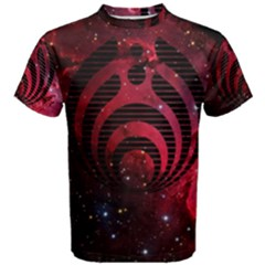 Bassnectar Galaxy Nebula Men s Cotton Tee by Onesevenart