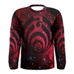 Bassnectar Galaxy Nebula Men s Long Sleeve Tee