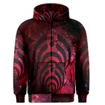 Bassnectar Galaxy Nebula Men s Zipper Hoodie