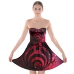 Bassnectar Galaxy Nebula Strapless Bra Top Dress