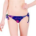 Enchanted Rose Stained Glass Bikini Bottom