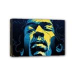 Gabz Jimi Hendrix Voodoo Child Poster Release From Dark Hall Mansion Mini Canvas 6  x 4