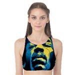Gabz Jimi Hendrix Voodoo Child Poster Release From Dark Hall Mansion Tank Bikini Top
