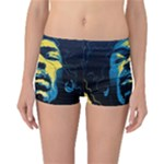 Gabz Jimi Hendrix Voodoo Child Poster Release From Dark Hall Mansion Reversible Boyleg Bikini Bottoms