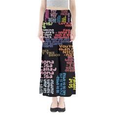Panic At The Disco Northern Downpour Lyrics Metrolyrics Maxi Skirts by Onesevenart