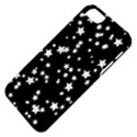 Black And White Starry Pattern Apple iPhone 5 Classic Hardshell Case View4