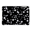 Black And White Starry Pattern Apple iPad Mini Hardshell Case (Compatible with Smart Cover) View1