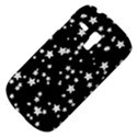 Black And White Starry Pattern Samsung Galaxy S3 MINI I8190 Hardshell Case View4