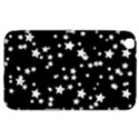 Black And White Starry Pattern Samsung Galaxy Tab 3 (8 ) T3100 Hardshell Case  View1